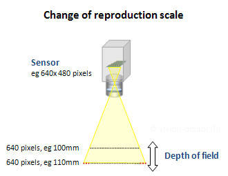 Reproduction  scale